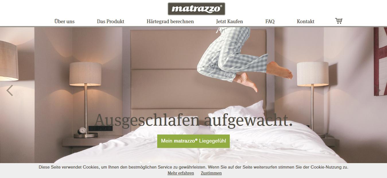 matrazzo gutschein angebote gutscheincodes f r okt 2017. Black Bedroom Furniture Sets. Home Design Ideas