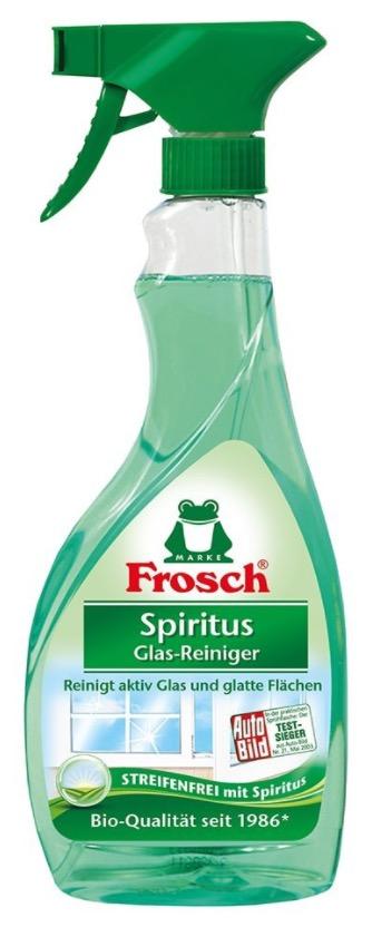Frosch-Glasreiniger