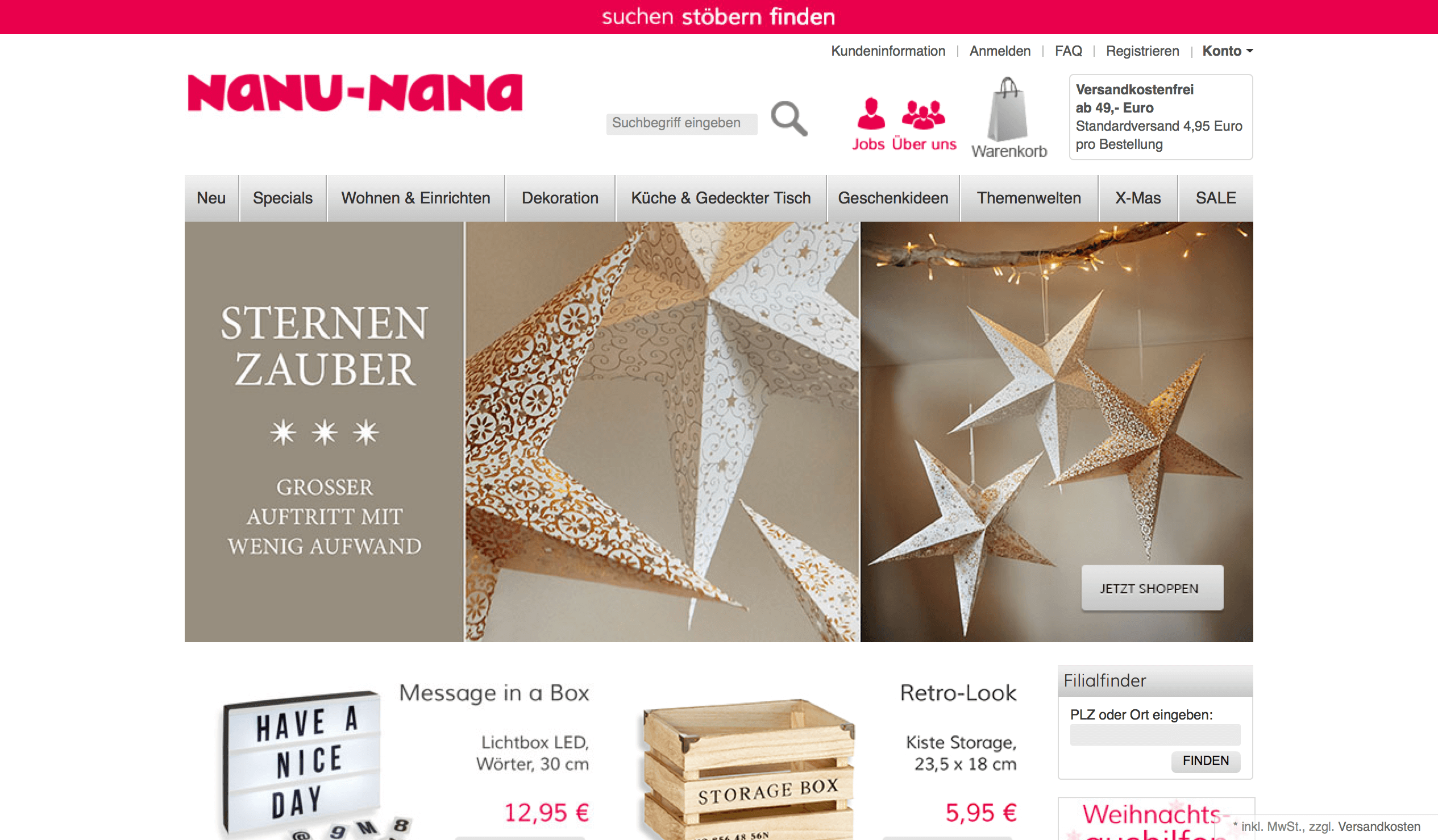 nanu nana gutschein okt 2017 gratis gutscheincodes. Black Bedroom Furniture Sets. Home Design Ideas